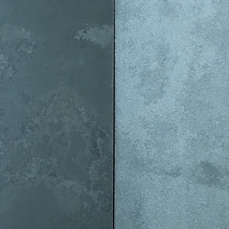 Black Honed Slate, Standard and Sandblasted surface options