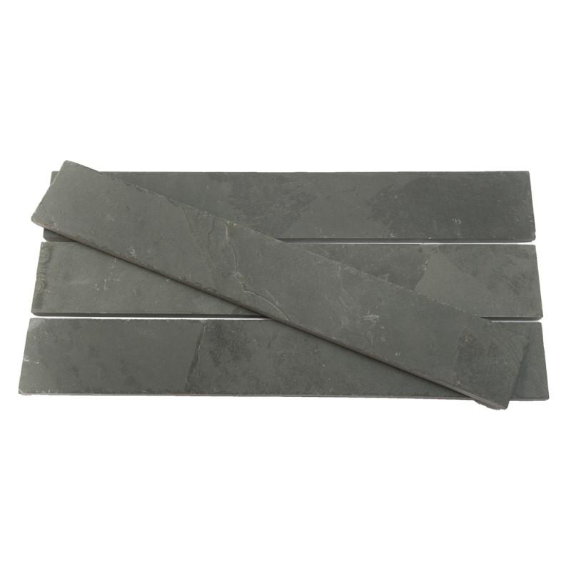 Trade Price Stone Ltd SL060 Strips Brazilian Grey